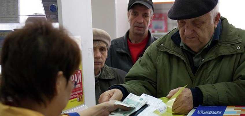 Ижевские пенсионеры получат по 5 тысяч рублей в январе