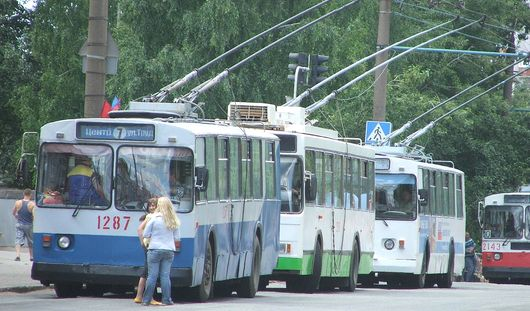 В День города в Ижевске увеличат количество рейсов трамваев и троллейбусов