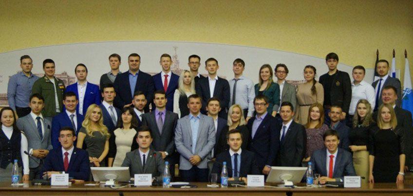 Молодежный парламент Ижевска провел вторую сессию