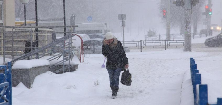 В Ижевске хуже всего тротуары чистит малый бизнес