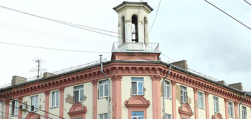 Кто должен ремонтировать фасады домов на улице Пушкинской в Ижевске?