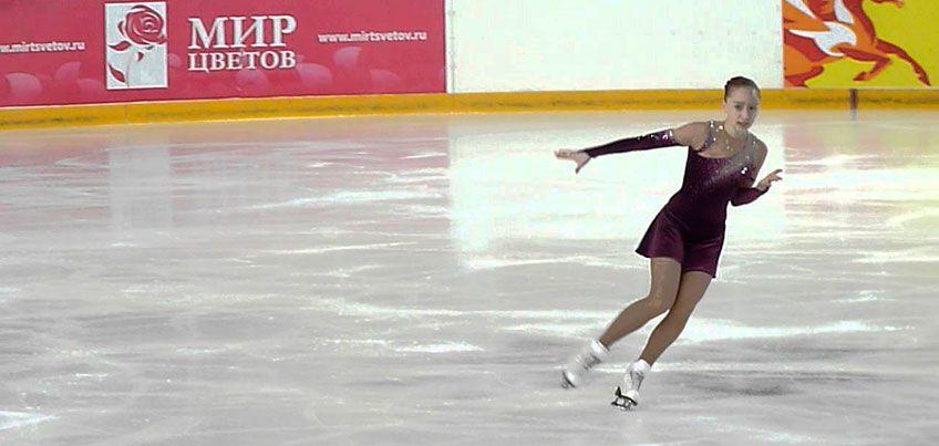 Фигуристка из Удмуртии вышла на третье место на «Кубке Таллина»