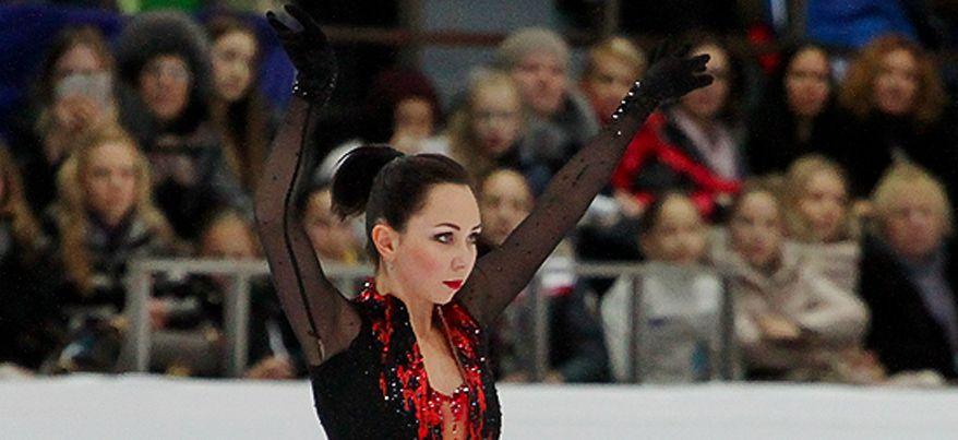 Фигуристка Елизавета Туктамышева выступит на турнире Golden Spin
