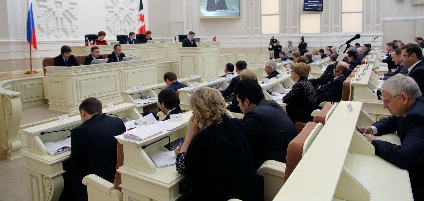 Вопрос сокращения депутатов Госсовета Удмуртии обсудят в декабре