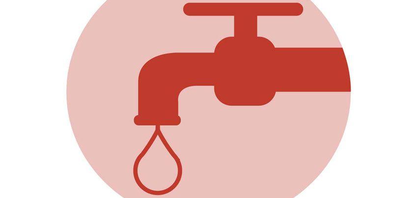 В Ижевске в районе Металлург временно отключили горячую воду
