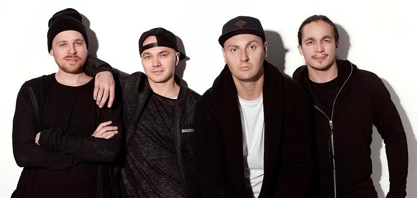 Легендарная рэп-группа «Каста» выступит в Ижевске