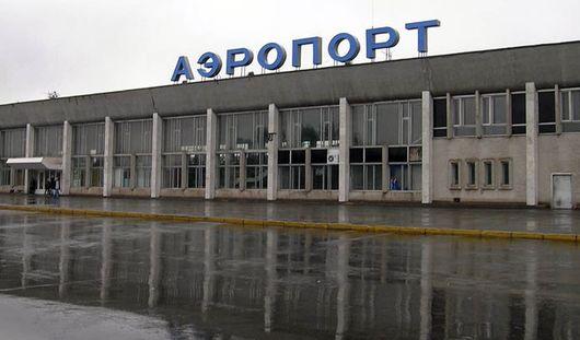 В аэропорту Ижевска начался ремонт зала ожидания