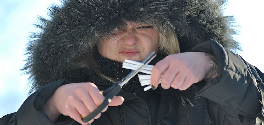 Школьники Удмуртии предложили закон о запрете электронных сигарет