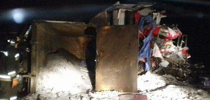 В ДТП на трассе Уфа-Янаул погиб 54-летний житель Удмуртии