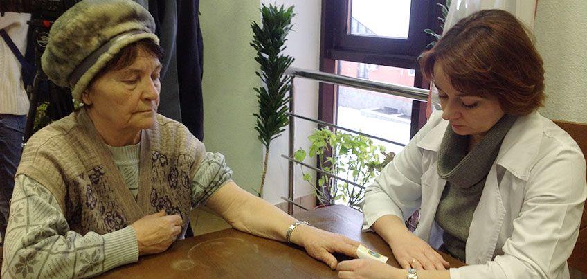 В Ижевске состоялась очередная «Прогулка с врачом»