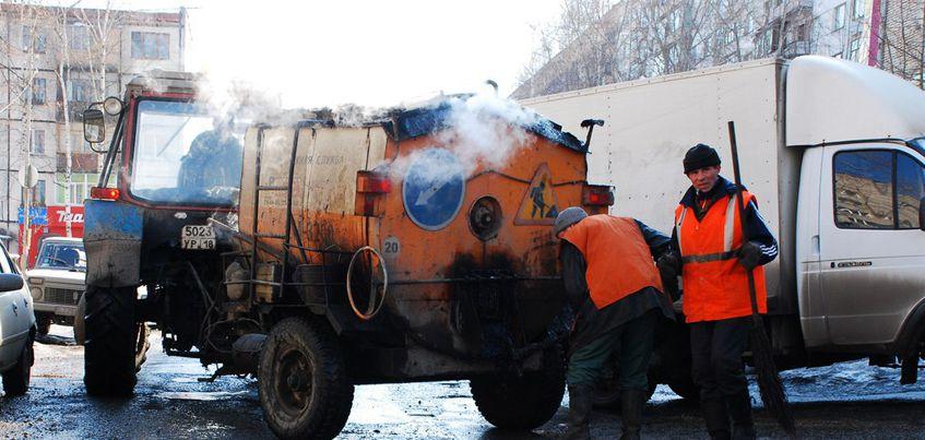 В эфире радио «Комсомольская правда»-Ижевск» поговорят о городских дорогах