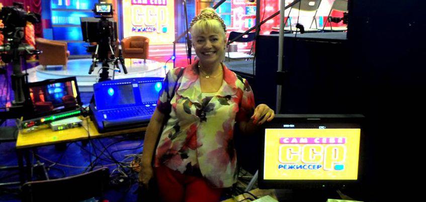 Ижевчанка стала победительницей  в конкурсе «А вам слабо?» телепередачи «Сам себе режиссер»