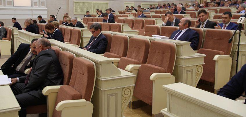 Госсовет Удмуртии принял решение о сокращении депутатов