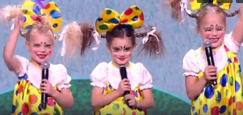 Маленькие ижевчанки покоряют жюри на телеконкурсе «Синяя птица»