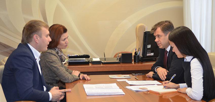 Сбербанк сообщил, что готов поддерживать реализацию инвестиционных проектов в Удмуртии