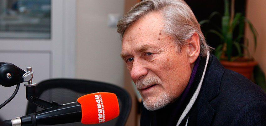 Народный артист России Александр Михайлов в Ижевске рассказал о том, почему против кальянов
