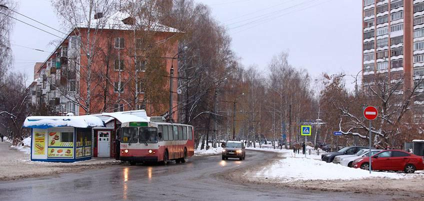 Участок Школьной в Ижевске станет дорогой с односторонним движением