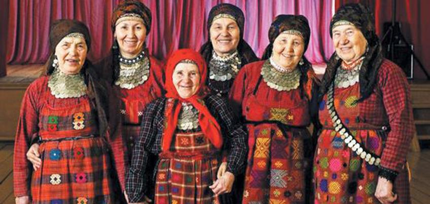 В Интернете начали активно обсуждать смену состава коллектива «Бурановские бабушки»
