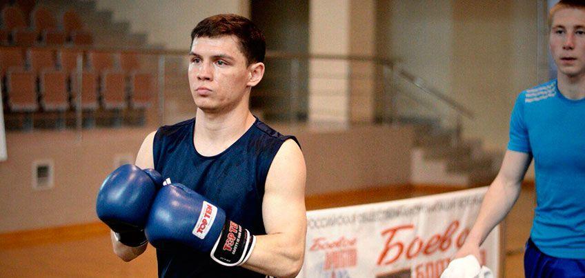 Боксер из Удмуртии стал бронзовым призером Чемпионата России