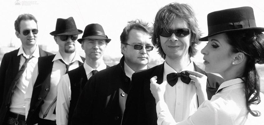 Музыкальная группа KARENIN из Ижевска выпустила новый альбом
