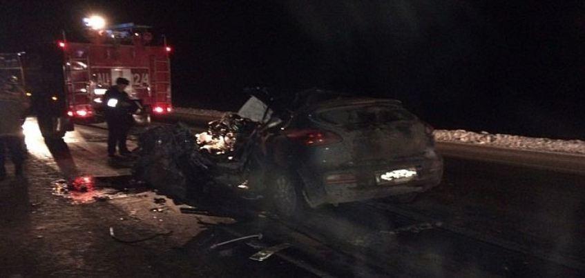 Ижевчане погибли в страшной аварии на автодороге Екатеринбург–Тюмень