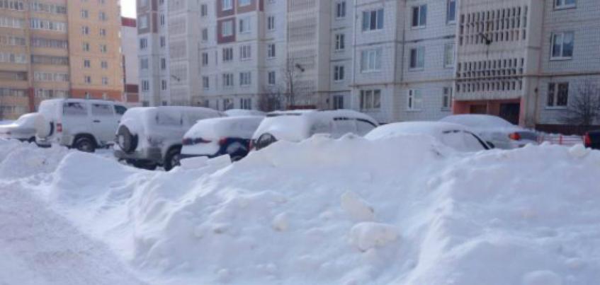 Штрафов на 248 тысяч рублей заплатили управляющие компании и ТСЖ за плохую уборку снега