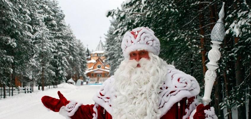 Как ижевчанам попасть в гости к Деду Морозу