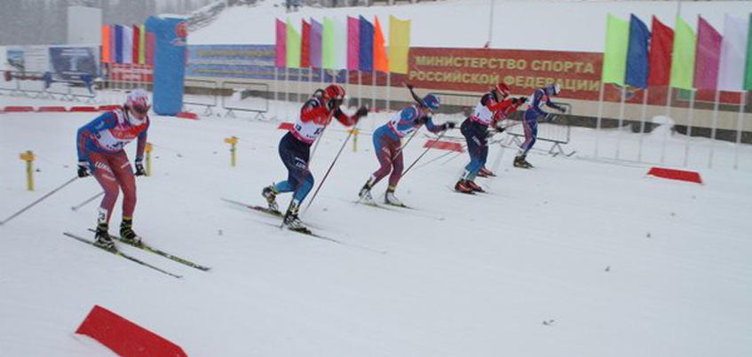 Лыжник из Удмуртии Дмитрий Япаров выиграл серебро на этапе Кубка России