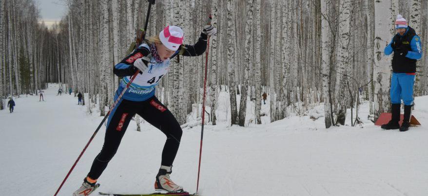 Биатлонисты из Удмуртии выиграли серебро и бронзу в гонке преследования на Кубке России