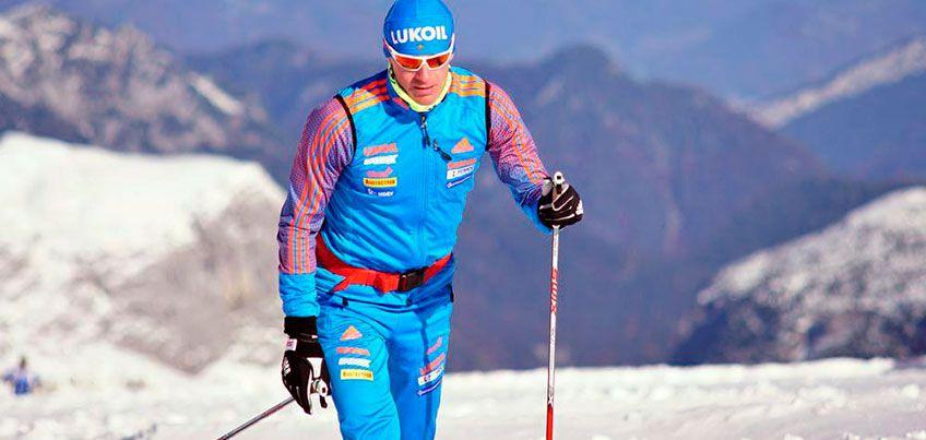 Максим Вылегжанин на втором этапе Кубка Мира по лыжным гонкам остался без медалей
