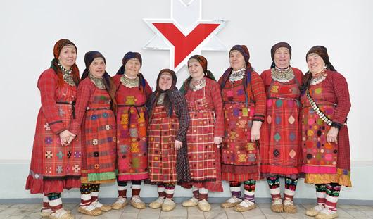 Фестиваль «Бабушкина дача» состоится при участии Бурановских бабушек