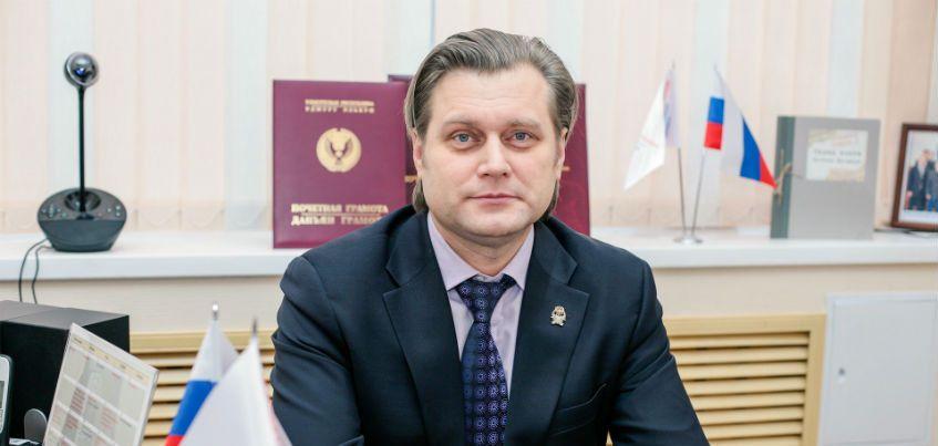 Алексей Шепталин официально получил должность министра образования Удмуртии