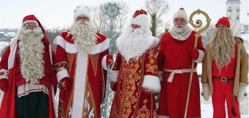 Дед Мороз из Удмуртии поедет на фестиваль «Российских Дедов Морозов»  в Санкт-Петербург