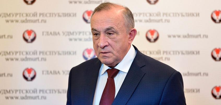 Глава Удмуртии поддержал ввод новой оценки губернаторов
