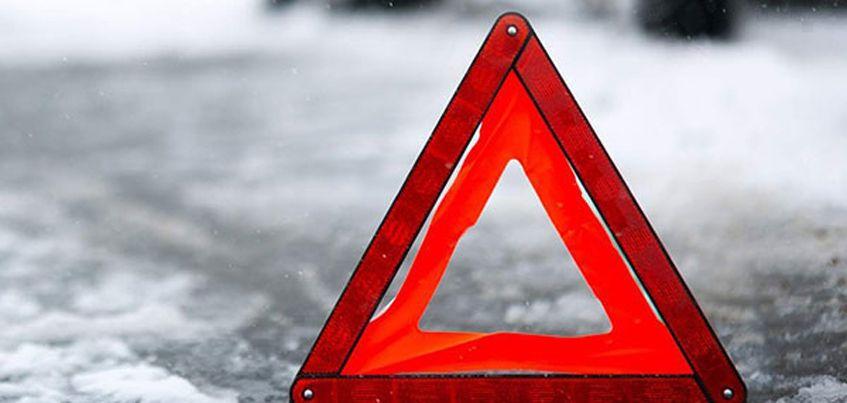 В Шарканском районе Удмуртии водитель иномарки сбил пешехода