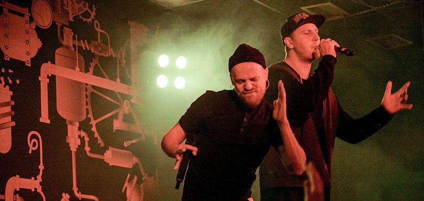 Шумный Ижевск: группа «Каста» впечатлила горожан потрясающим концертом