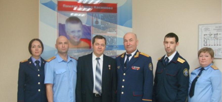 Ижевск посетил космонавт-испытатель корабля «Союз ТМА-20М»