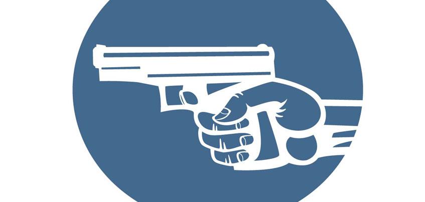 В Ижевске ищут травматический пистолет, который потерял охранник в ночном клубе