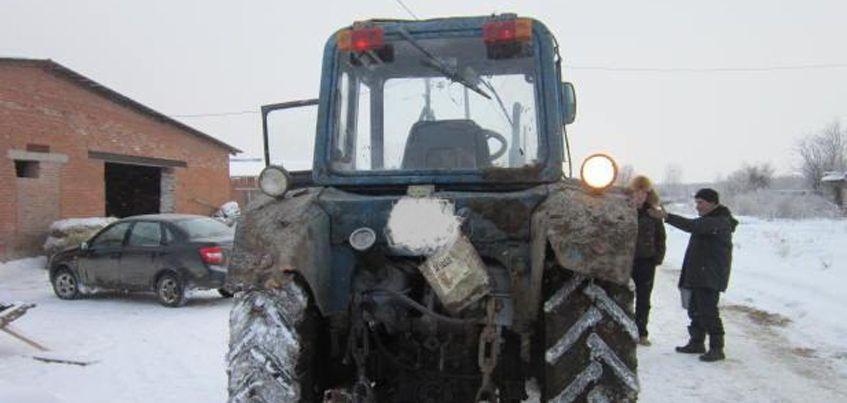 В Удмуртии водитель трактора сбил 54-летнюю женщину
