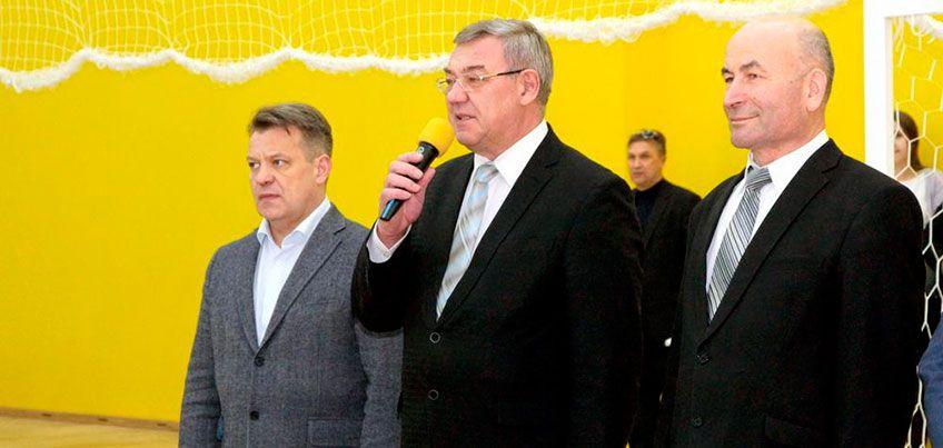 В Ижевске открылся универсальный игровой зал на стадионе «Торпедо»