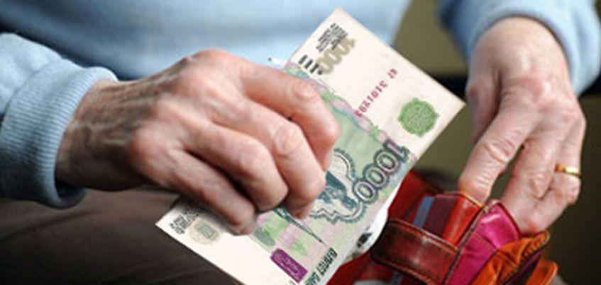 В Ижевске разыскивают мужчину, который украл у пенсионерки семь тысяч рублей