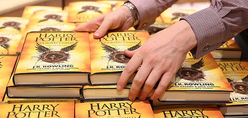 В Ижевске задерживается поступление новой книги о Гарри Поттере