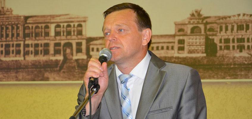 Виктор Елгешин покинул пост начальника Управления по спорту Администрации Ижевска