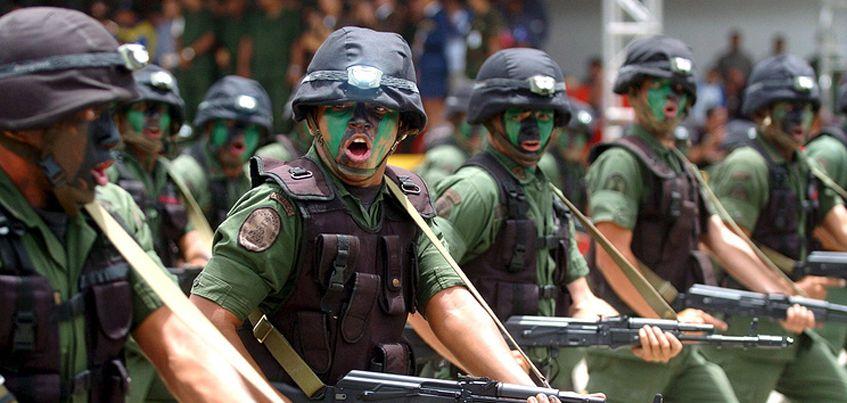 Ижевский автомат АК-103 начнут производить  в Венесуэле