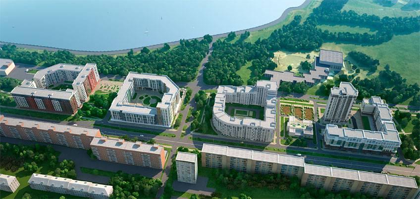 В Ижевске объявили конкурс на лучшую концепцию благоустройства территории около «МФК «Ривьера»