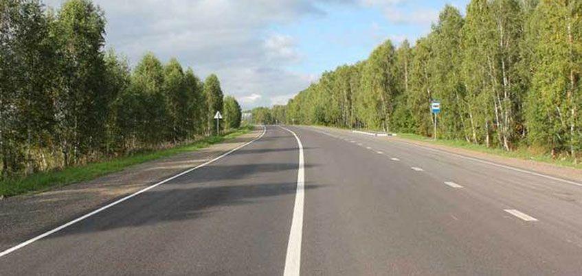 Новая дорога свяжет Удмуртию и Кировскую область в 2022 году