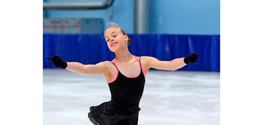 Фигуристка из Удмуртии Алина Загитова выступит на финале Гран-при