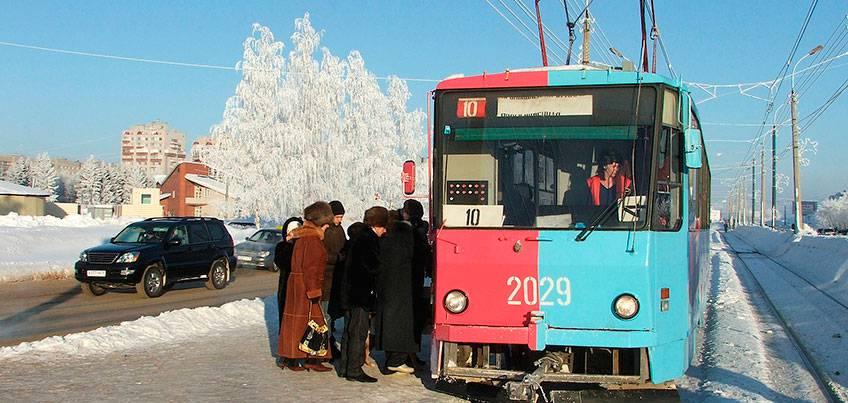 В Ижевске пассажиры троллейбусов и трамваев теперь могут ездить с пересадками по одному билету