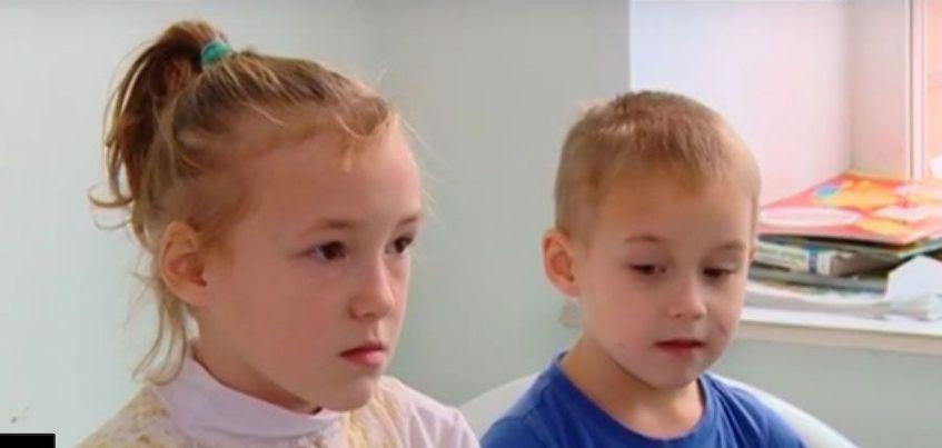 Брата и сестру, которых нашли на улице в Ижевске, мама решила не забирать из больницы