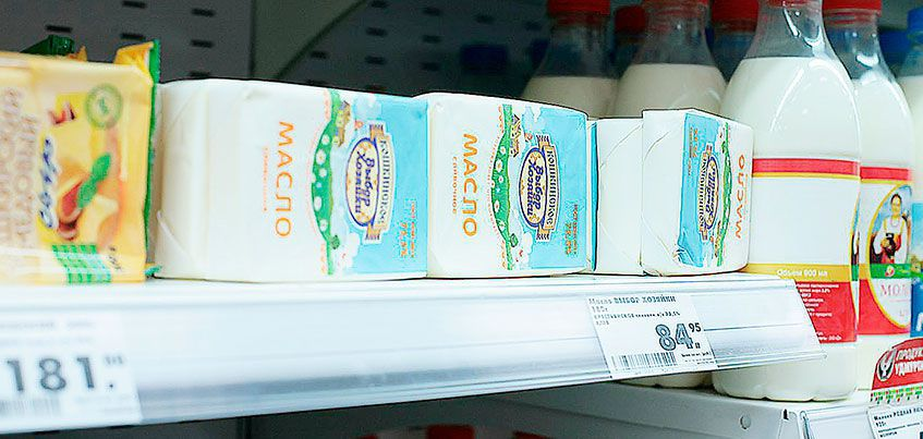 В Удмуртии антимонопольщики проверят, обоснован ли рост цен на сливочное масло